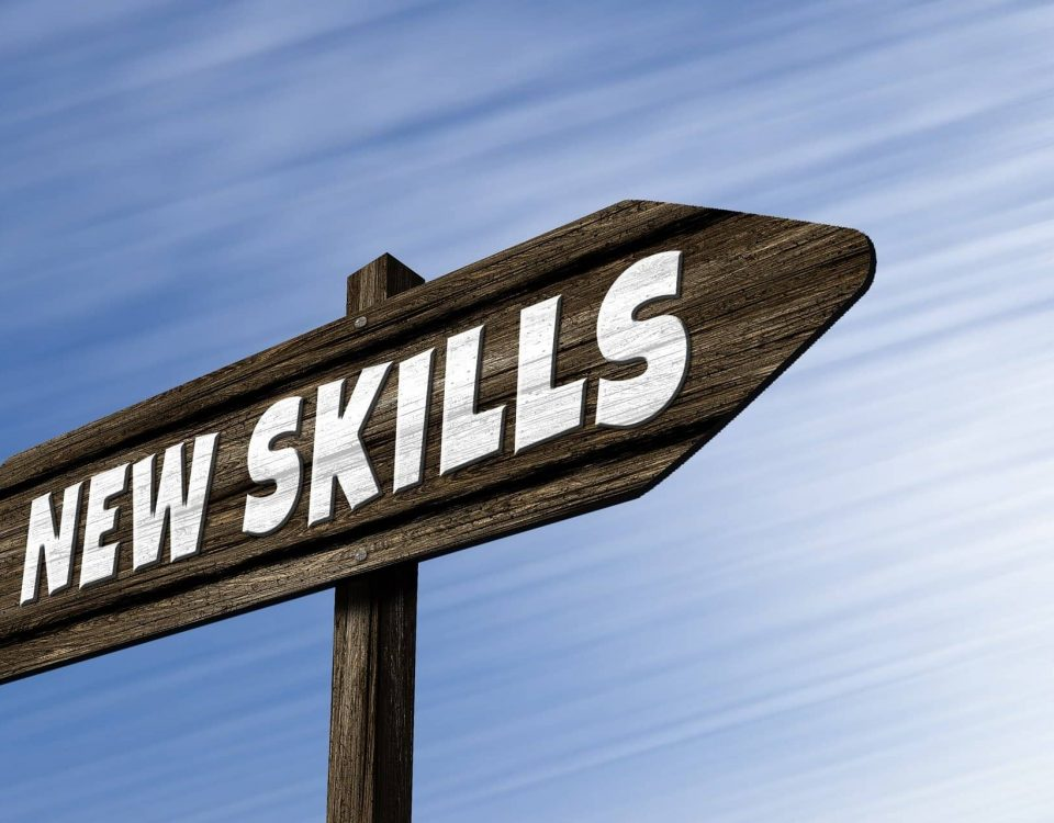New Skills - obrazek ilustrujący wpis