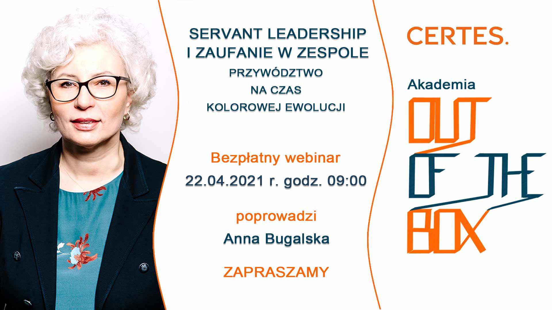 Akademia Out of the Box Webinar Rozwiązywanie problemów biznesowych z Dorotą Kabat